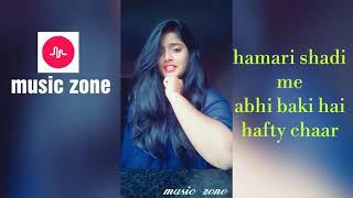 hamari shadi me baki hai hafty chaar song   shahid kapoor   best video musically