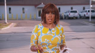 Gayle King on migrant families arriving at U.S. border