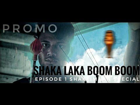 Shaka Laka Boom Boom Shaktimaan Special Magic Pencil Returns Episode 1 Promo 2017