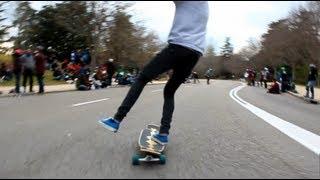 Longboard Event - Parque del Oeste 2013 [Feel Alive]