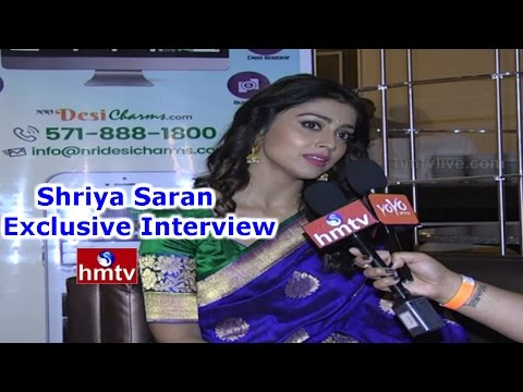 Actress Shriya Saran Exclusive Interview | Reveals About Her Role In Gautamiputra Satakarni Movie