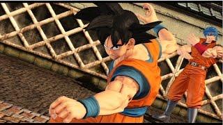 J-Stars Victory Vs | Goku, Luffy & Toriko vs Naruto, Ichigo & Sakata