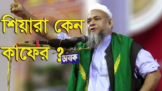 Bangla waz 2017 Farid Uddin Al Mobarak শিয়ারা কেন কাফের ? দলিল সহকারে