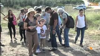 Yacimiento en Los Nublos Guadalquivir Televisión