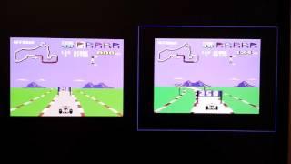 Commodore 64 emulator comparison to real hardware