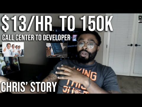 Xxx Mp4 How He Went From A Call Center To Developer Developer Stories Chris 3gp Sex