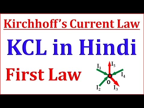 Xxx Mp4 KCL In Hindi Simplest Explanation Of Kirchhoff's Current Laws 3gp Sex