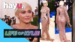 Kylie at the Met Gala 2017 | Life of Kylie