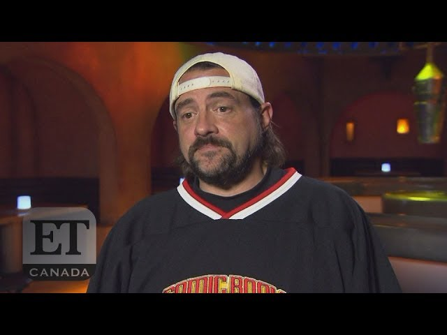 Kevin Smith Talks 'Fatman On Batman' Podcast And Having Chris Hemsworth As A Fan