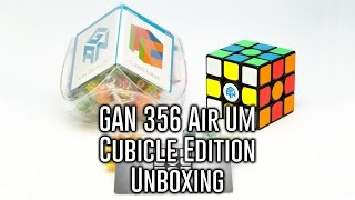 GAN356 Air UM (Cubicle Edition): Unboxing and Overview