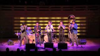 Manteca- The Heavyweights Brass Band, Ogguere and Giovanni Hidalgo Koerner Hall