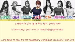 AOA - Come To Me [Eng/Rom/Han] Picture + Color Coded HD