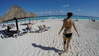 Cancun 2015 4K GoPro - COCO BONGO!!!