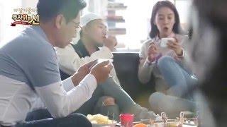 Running man NG scenes in MV ( Monday couple, kwangsoo, Jong kook, Suk jin