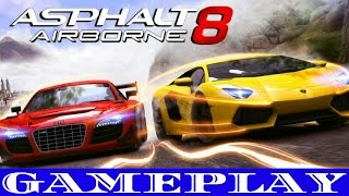 Asphalt 8: Airborne - Gameplay ( Android )
