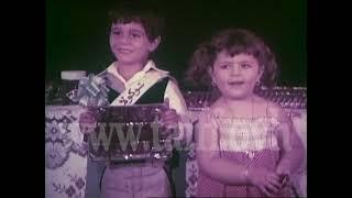 اعلانات سورية قديمة جدا  - شوكولا تللو