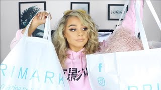 HUGE TRY ON PRIMARK HAUL | HOMEWARE, FASHION AND BEAUTY