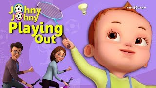 Johny Johny Yes Papa - Play Out Song | Baby Ronnie | Baby Rhymes & Children Songs | Nursery Rhymes