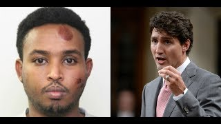Justin Trudeau says Edmonton attacker's entry into Canada being reviewed