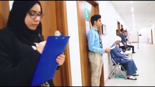 The Multiple Mini Interviews (MMI) process at MBRU