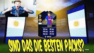 Sind die 100K TOTY PACKS die BESTEN?? 💎🔥 Fifa 18 Pack Opening Ultimate Team Deutsch