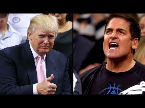 Mark Cuban Challenges Donald Trump