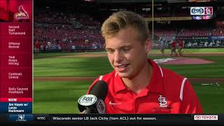 Cardinals crew member who retrieved #RallyCat: 'I learned my lesson'