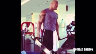Bodybuilding motivation- Dwayne Johnson(The Rock)