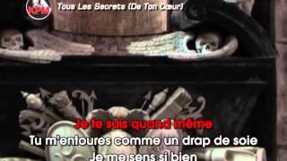 Tous Les Secrets (de ton coeur) Karaoké - Céline Dion*