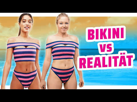 Xxx Mp4 Bikini Mode 2018 Im TEST I Werbung VS Realität 3gp Sex