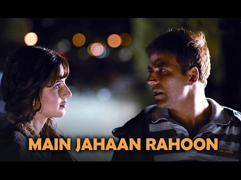 Main Jahan Rahoo   -   Rahat Fateh Ali Khan (Full HD )