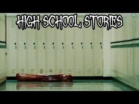 5 High School Scary Stories