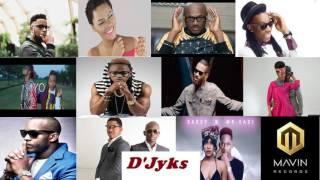 Naija Afrobeat mix  2017 by D'Jyks