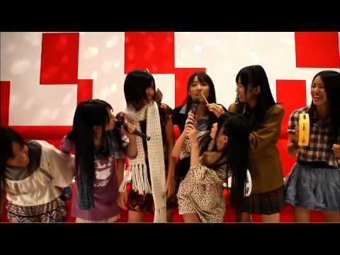 2010/11/17 on sale 4th.Single「青春は恥ずかしい」Music Video