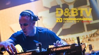 Drum&BassArena 20 Years Tour Budapest - A.M.C