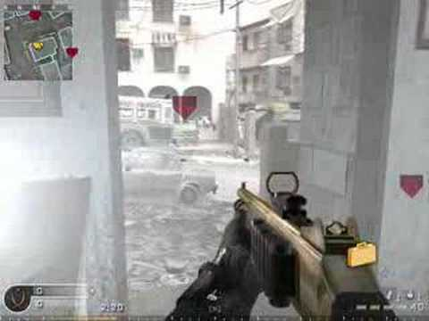 Call Of Duty 4 Search And Destroy Trick