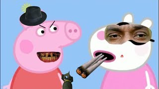 MLG Peppa Pig Snoop Dogg Club