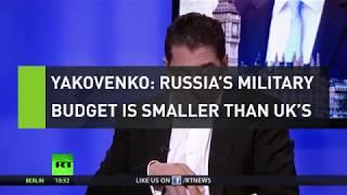 Yakovenko: Russia