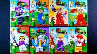 LEGO Super Mario Minifigures (bootleg / knock-off) SL8951