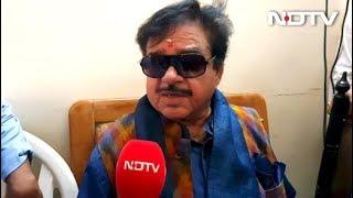 हमारा मुकाबला किसी से नहीं, Ravishankar Prasad हमारे मित्र हैं: Shatrughan Sinha