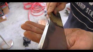 Sharpen Mower Blade - Wranglerstar Style