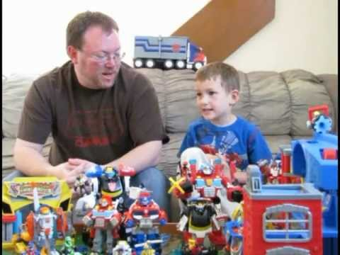 Roll To The Rescue Bots Episode 1