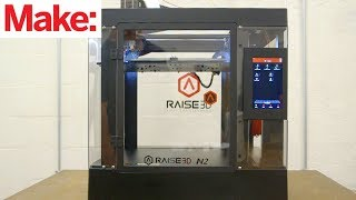 The Best 3D Printer for 2018: The Raise 3d N2