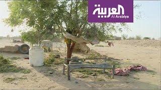 عودة الحياة إلى مديرية حيران بعد تحريرها من الحوثيين
