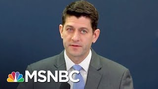 Watch Paul Ryan Aide Defend His Donald Trump Flip-Flop | The Beat With Ari Melber | MSNBC