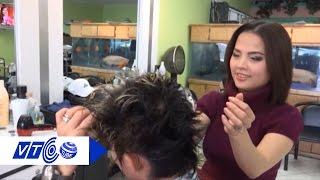 Salon tóc danh tiếng của người Việt trên đất Mỹ | VTC