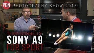 Sony A9 For Sport: We Speak To Terry Donnelly About His Photography