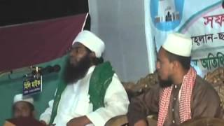 Latest Bangl waz Nastikera Sabdhan! waj of Mufti Mahbubur Rahman Binnuri in Sylh 11