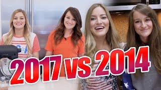 🇺🇸 4th of July - 2017 vs 2014!!