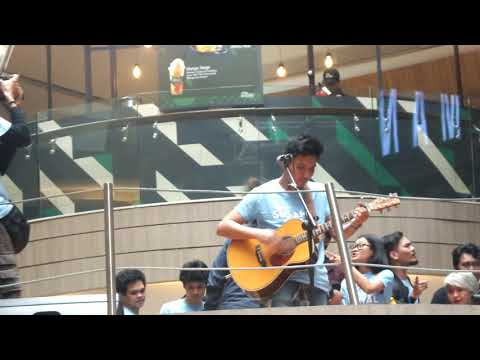 Rendy  Pandugo - By My Side (kota kasablanka 26/12/2017) mp3